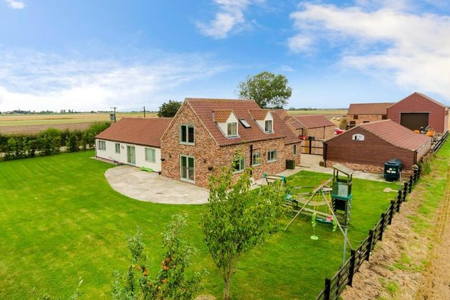 Thumbnail Detached house for sale in North Kyme Fen, North Kyme, Lincoln