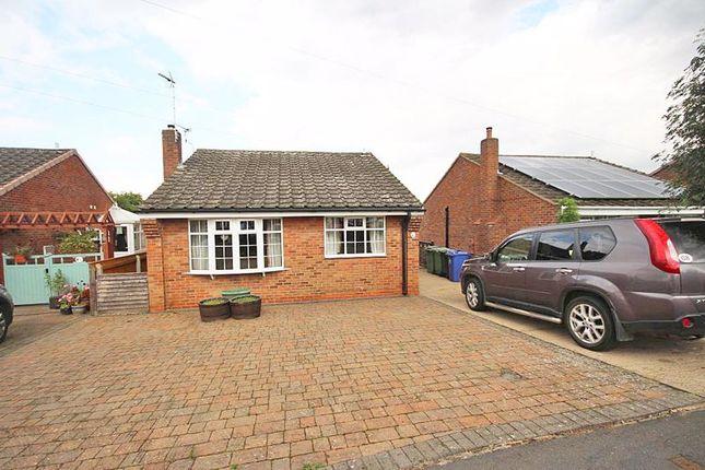 Thumbnail Detached bungalow for sale in Leggott Way, Stallingborough, Grimsby
