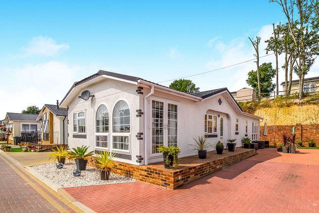 Thumbnail Bungalow for sale in Castle Drive, Pilgrims Retreat, Harrietsham, Maidstone