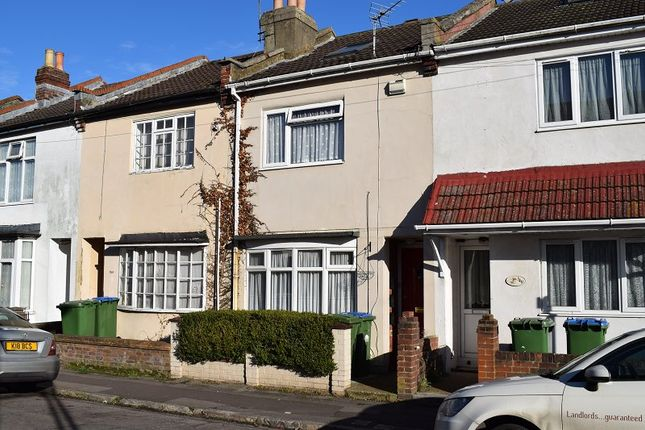 3 bed terraced house for sale in Priory Road, Southampton, Hampshire