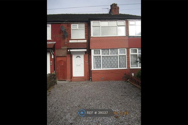 Thumbnail Terraced house to rent in Sunnyside Road, Droylsden, Manchester
