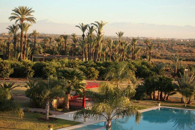 Thumbnail Villa for sale in Marrakesh, 40000, Morocco