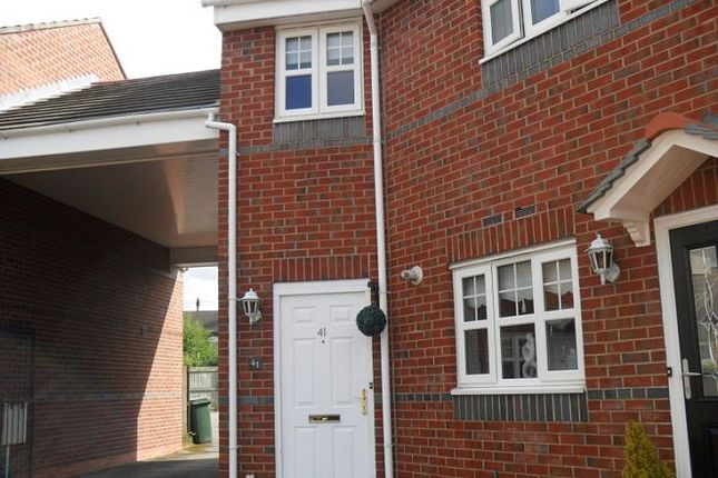 Thumbnail Terraced house to rent in Cooper Avenue, Newton-Le-Willows