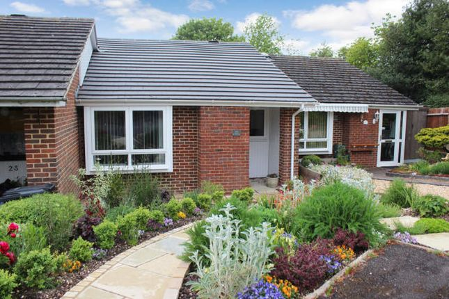 Thumbnail Terraced bungalow to rent in Campion Way, Kings Worthy, Winchester