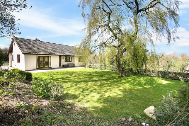 Thumbnail Detached bungalow for sale in Harris Vale, Highbury, Coleford, Radstock