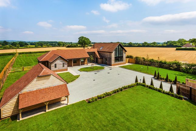 Thumbnail Detached house for sale in Chellows Lane, Crowhurst, Lingfield