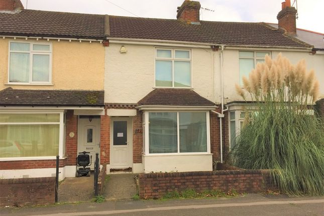Thumbnail Terraced house to rent in Chamberlayne Road, Eastleigh