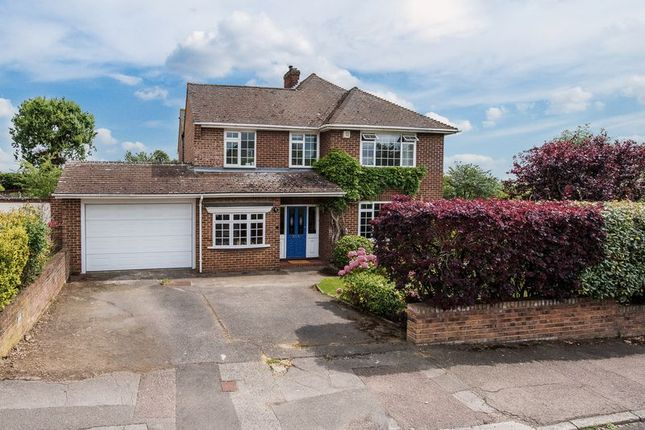 Thumbnail Detached house for sale in St. Michaels Avenue, Hemel Hempstead