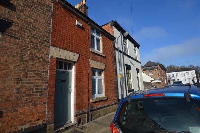 Terraced house for sale in York Street, Derby