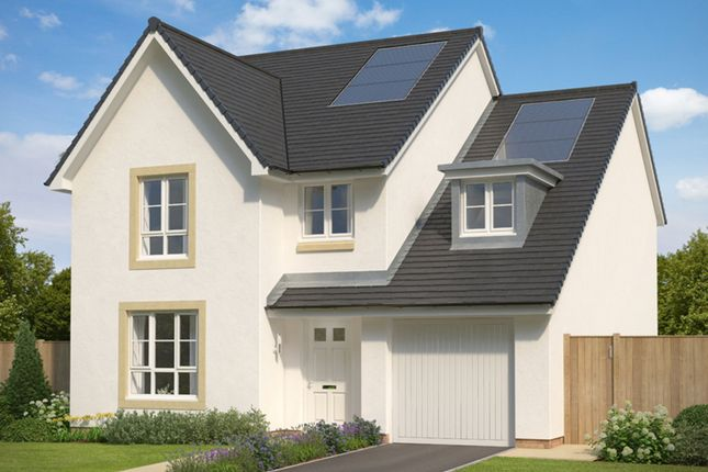 "Thumbnail Detached house for sale in ""Drummond"" at Frogston Road East, Edinburgh"