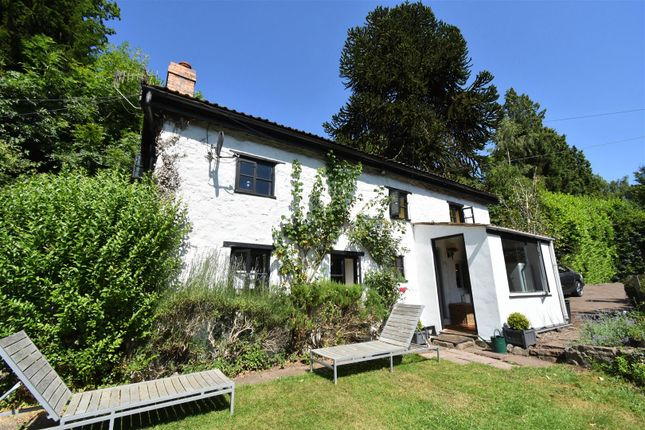 Thumbnail Cottage for sale in Underhill, Brockweir, Chepstow