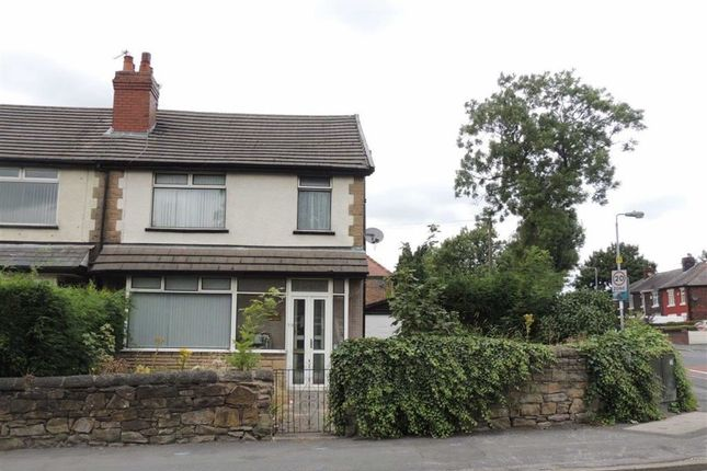 Thumbnail Semi-detached house for sale in Talbot Road, Newton, Hyde
