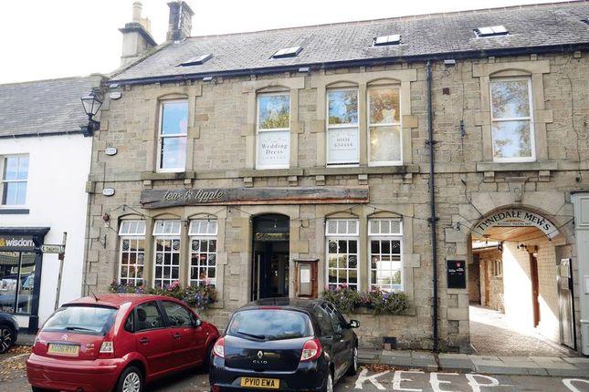 Thumbnail Restaurant/cafe for sale in Tea & Tipple, 18 Market Place, Corbridge