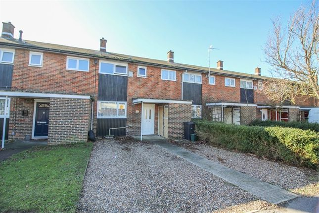 Thumbnail Terraced house for sale in Rushes Mead, Harlow, Essex