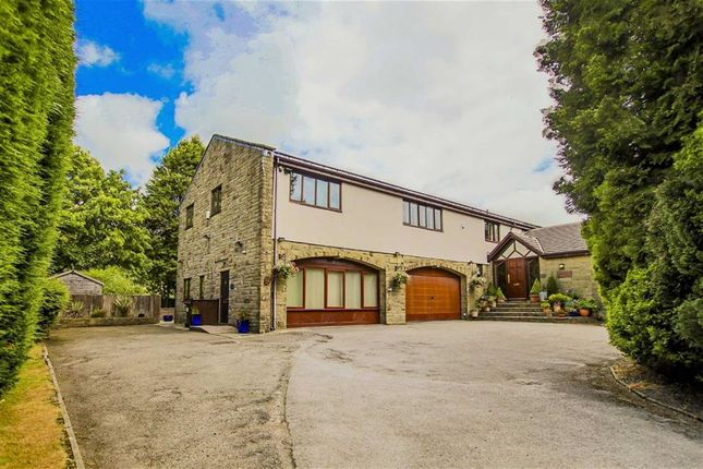 Thumbnail Detached house for sale in Mitton Avenue, Rawtenstall, Lancashire