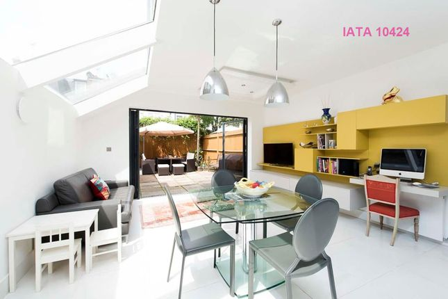 Thumbnail Terraced house to rent in Ashcombe Street, London