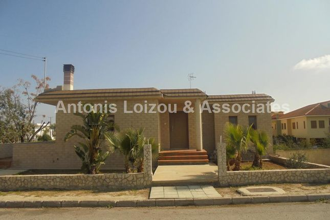 Thumbnail Bungalow for sale in Dherinia, Cyprus