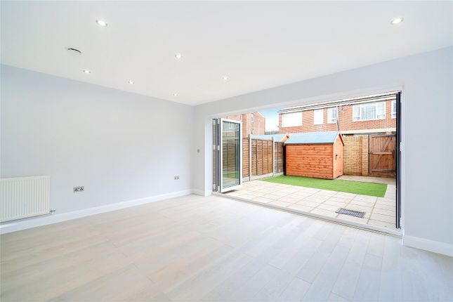 Thumbnail End terrace house to rent in Armitage Road, Greenwich, London