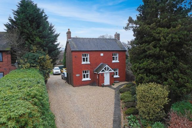 Thumbnail Property for sale in Buntingsdale Road, Market Drayton