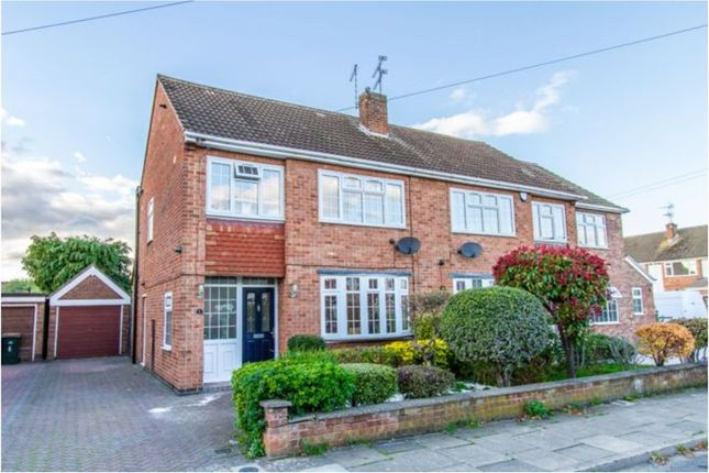 Thumbnail Semi-detached house to rent in Oddicombe Croft, Coventry