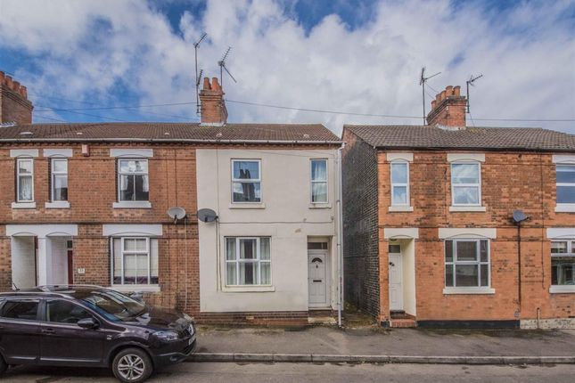 Thumbnail Terraced house to rent in Whitworth Road, Wellingborough