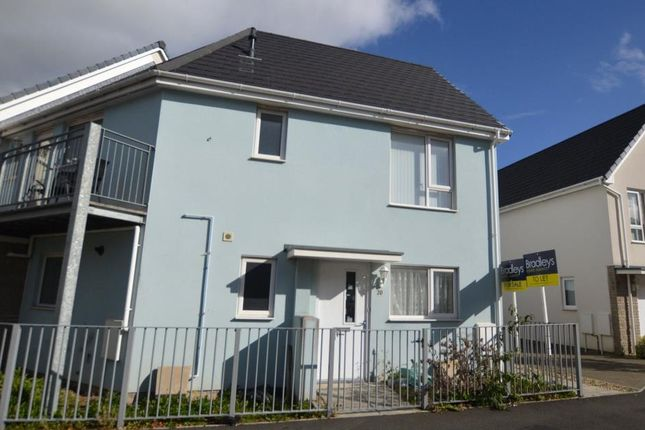 Thumbnail Flat for sale in Yellowmead Road, Plymouth, Devon
