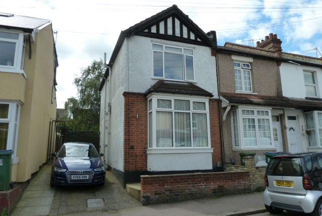 Thumbnail Semi-detached house to rent in Ridge Street, Watford
