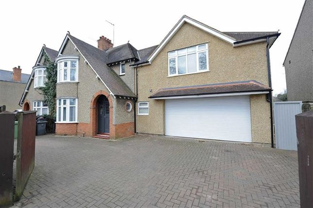 Thumbnail Semi-detached house for sale in Doddington Road, Wellingborough