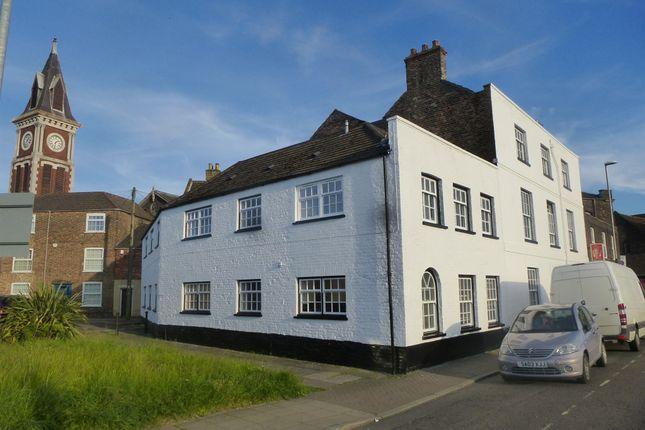 1 bed flat for sale in Albion Granary, Nene Quay, Wisbech