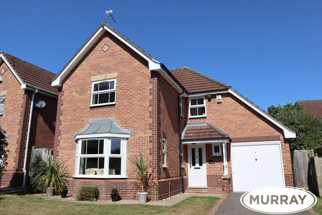 Detached house for sale in Bramble Close, Uppingham, Oakham