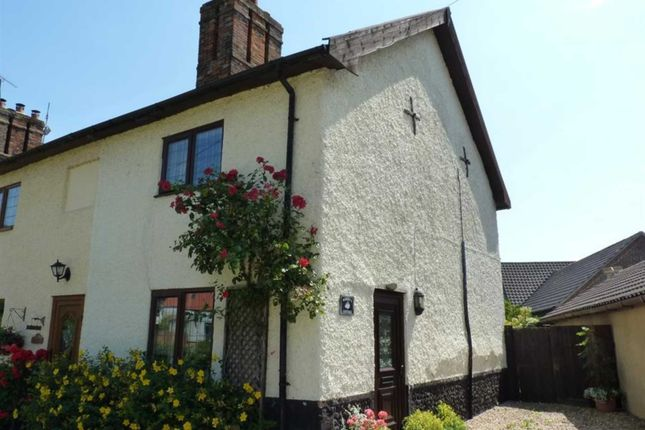 Thumbnail Cottage to rent in Holmere Cottages, The Green, Ashill