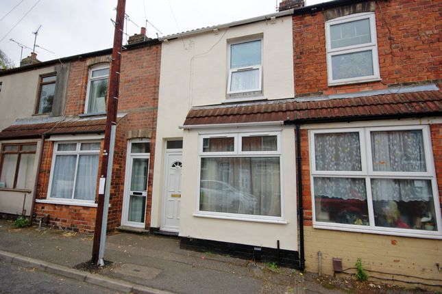 Thumbnail Terraced house to rent in Ellison Street, Lincoln