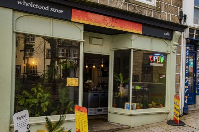 Restaurant/cafe for sale in St. Thomas Street, Penryn