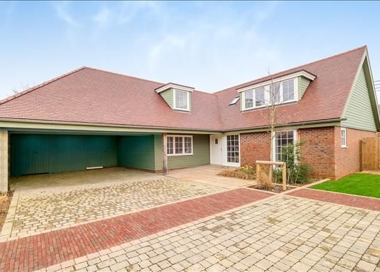 Thumbnail Bungalow for sale in Plot 5, Harbury, Warwickshire