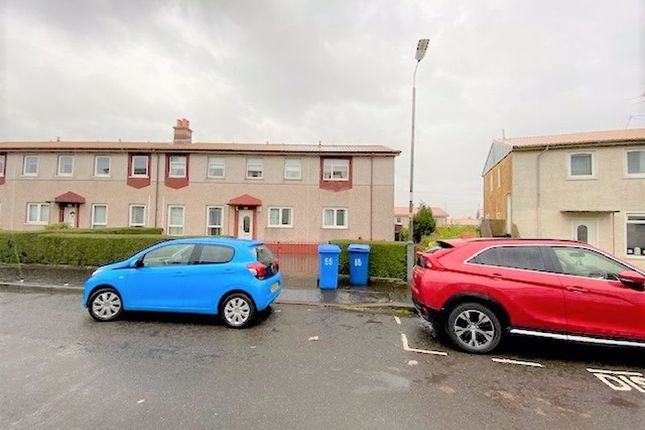 Thumbnail Flat for sale in Hood Street, Drumry, Clydebank