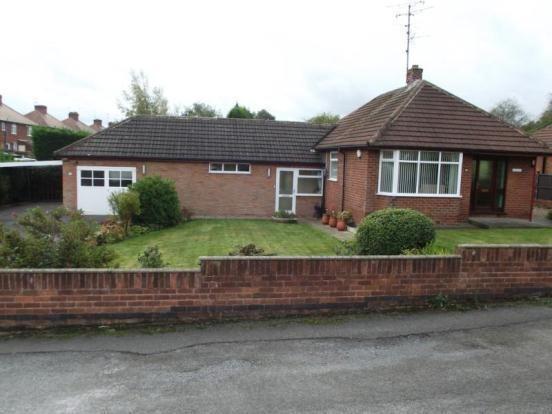 Thumbnail Detached bungalow for sale in Quarrydale Drive, Sutton-In-Ashfield
