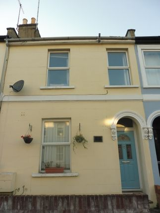 Thumbnail Terraced house to rent in Courtenay Street, Cheltenham, Gloucestershire