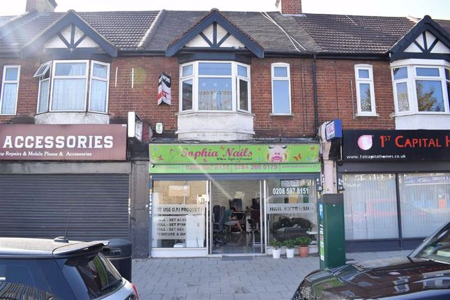 Thumbnail Flat to rent in Green Lane, Ilford, Essex