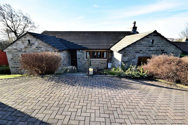 Thumbnail Detached bungalow for sale in New Hey Road, Salendine Nook, Huddersfield