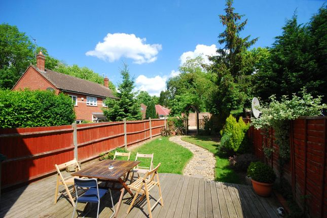 Thumbnail Property to rent in Woodside Lane, Woodside Park, London