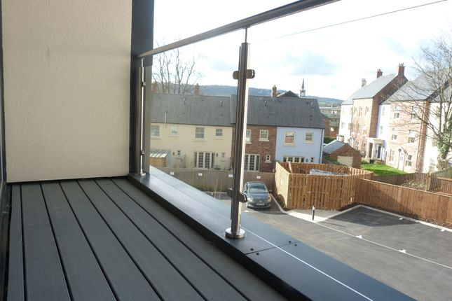 Thumbnail Penthouse for sale in New Dixton Road, Monmouth