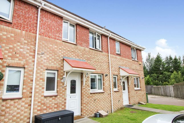 Thumbnail Terraced house for sale in Strachur Place, Glasgow