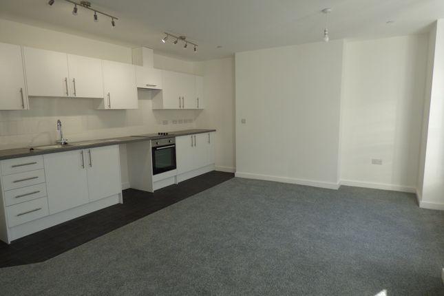 2 bed flat to rent in Queen Street Apartments, 4-6 Queen Street, Carmarthen SA31