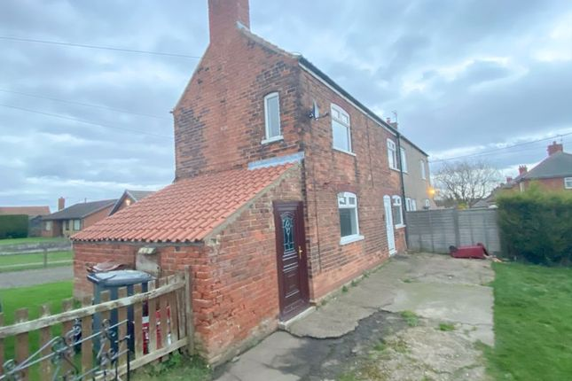 Frontal of Chapel Lane, East Butterwick, Scunthorpe DN17