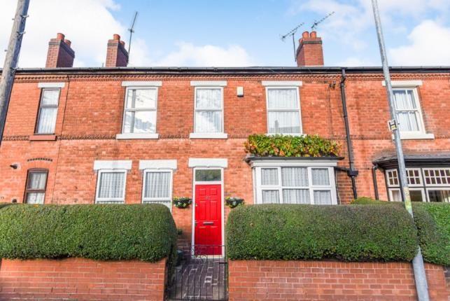 Thumbnail Terraced house for sale in Rowley Street, Chuckery, Walsall