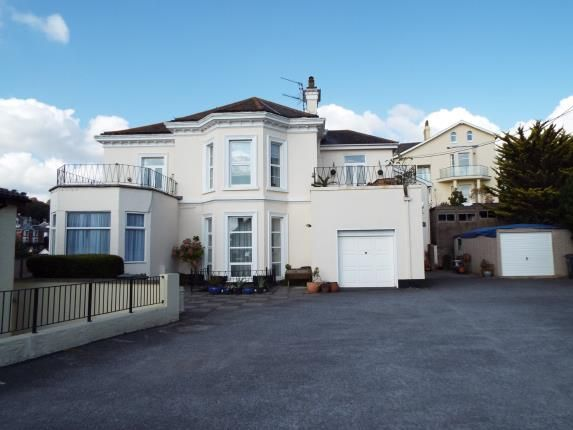 Thumbnail Flat for sale in 15 Barnpark Road, Teignmouth, Devon