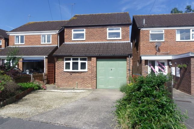 Thumbnail Detached house to rent in The Holly Grove, Quedgeley, Gloucester