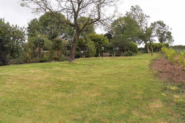 Thumbnail Detached house for sale in Heol Blaengwastod, Llangunnor, Carmarthen