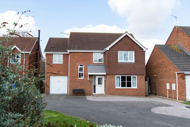 Thumbnail 4 bed detached house for sale in Thomas Middlecott Drive, Kirton