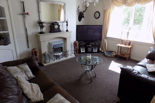 Lounge of Summerford Road, Falkirk FK1